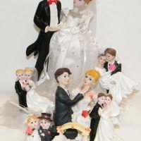 Torto figurėlės