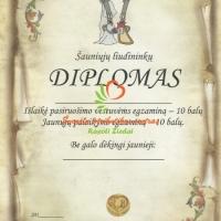 diplomas liudininkams, vestuviu atributika