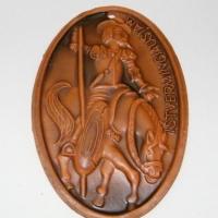 Molinis medalis ištvermingiausiam
