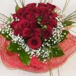 puokštė Svajingos rožės
