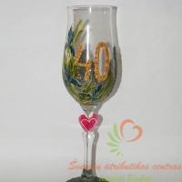 gimtadienio taurė, šampano taurė