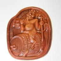 Molinis medalis alaus mėgėjui, vestuviu atributika