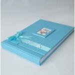 krikštynų palinkėjimų knyga, albumas
