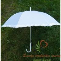 Balto skėčio nuoma Klaipėdoje