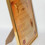 Diplomas-remelyje
