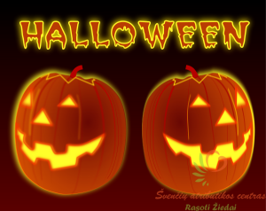 Helovino atributika