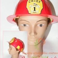 gaisrininko šalmas