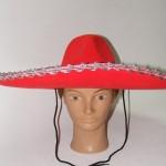 Raudona sombrero