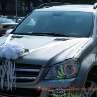 Mersedes puošimas vestuvėms