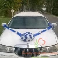 limuzino papuošimas
