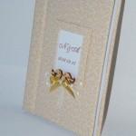 svečių palinkėjimų knyga