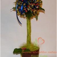 Kompozicija saldainių medis