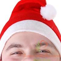 Kalėdų senelio kepurė
