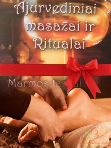 Dovanų kuponas Pėdų – blauzdų masažui Klaipėdoje