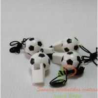 svilpukas, futbolo kamuolys