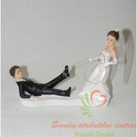 torto figurele, vestuviu atributika