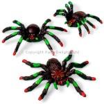 vorai, dekoracijos