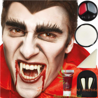 vampyro veido makiazas