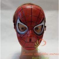 Spider man, žmogus voras, kaukė, nauji metai, karnavalas, vakarėlio kaukė
