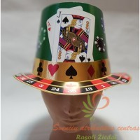 kazino skrybėlė
