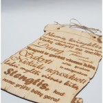 graviruota medinė lentelė namų taisyklės