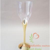 šampano taurė, plastikinė taurė vestuvėms, vienkartinės taurės