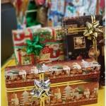 dovanų dėžutės, pakavimo medžiagos
