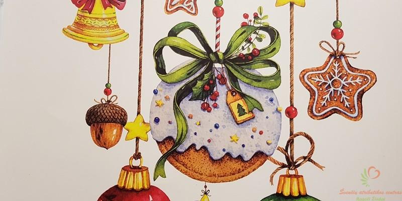Kalėdine ir naujametinė atributika