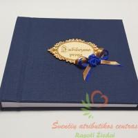 Palinkėjimų knyga jubiliejaus proga