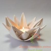 Žvakidė lotoso žiedas