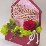Gėlės Mamos dienos proga
