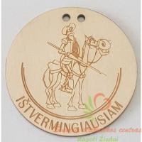 Medinis medalis ištvermingiausiam