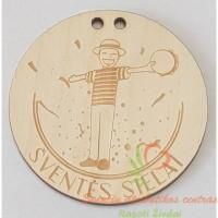 medinis medalis šventės sielai
