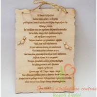 medinis pergamentas, mergvakario priesaika