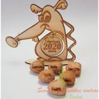 2020 metų simbolis žiurkė