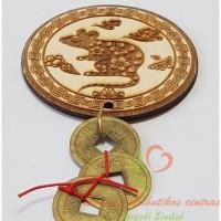 Žiurkė – pirmasis Rytų horoskopo ženklas, kuris turi daugiausia išskirtinių ambicijų ir pasižymi gudrumu. Žiurkė simbolizuoja laimę nešantį gyvūną.