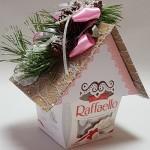 kalėdinė dovana, kalėdinis namelis, dovana naujiems metams