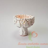 šeimos lizdelis, šeimos židinys, vestuvių židinys, žvakidė