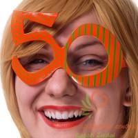 Vakarėlio akiniai 50-o jubiliejaus proga