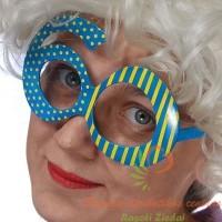 Vakarėlio akiniai 60-o jubiliejaus proga