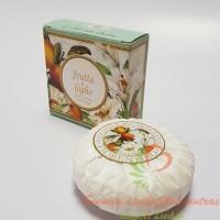 Itališkas Saponificio Artigianale Fiorentino vaisių ir lelijų aromato aromato muilas dėžutėje 1vnt. 100g