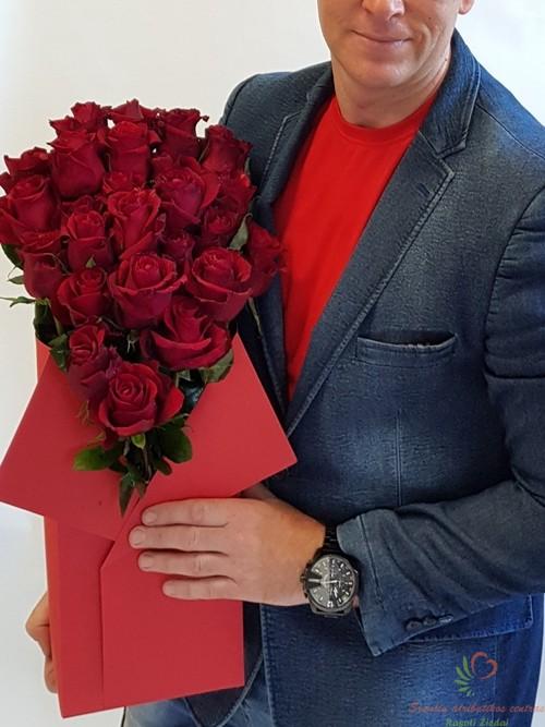 gėlės valentino dienai, gėlės į namus, gėlės Klaipėdoje