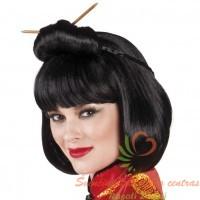 Kinų merginos perukas